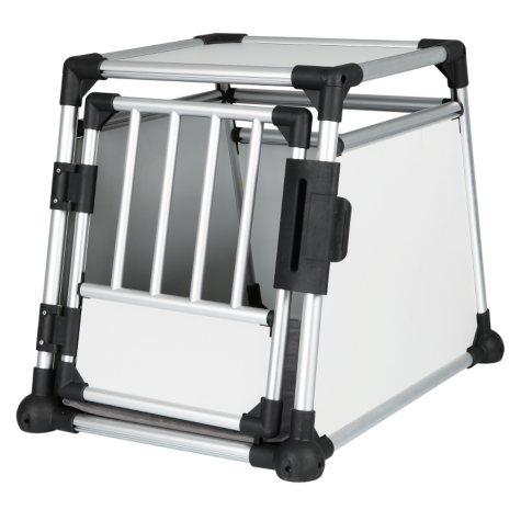 "Trixie Scratch-Resistant Metallic Crate, Medium (21.5"" x 30.5"" x 24.25"")"