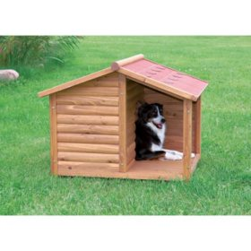 Trixie Rustic Dog House (Choose Your Size)