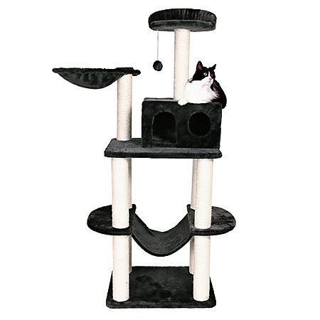 "Trixie Tarragona Cat House (20.25"" x 24.25"" x 63.75"")"