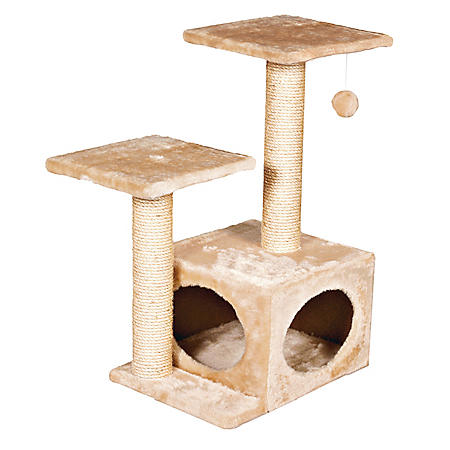 "Trixie Valencia Cat Tree, Beige (12.75"" x 17.25"" x 27.75"")"