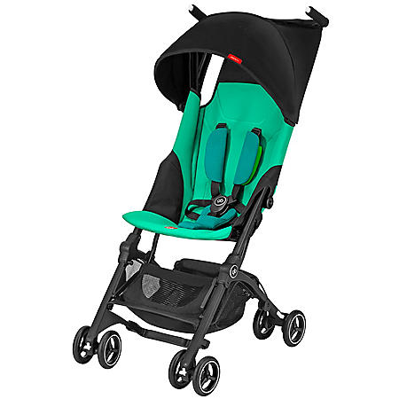 GB Pockit Plus 2-in-1 Stroller, Laguna Blue