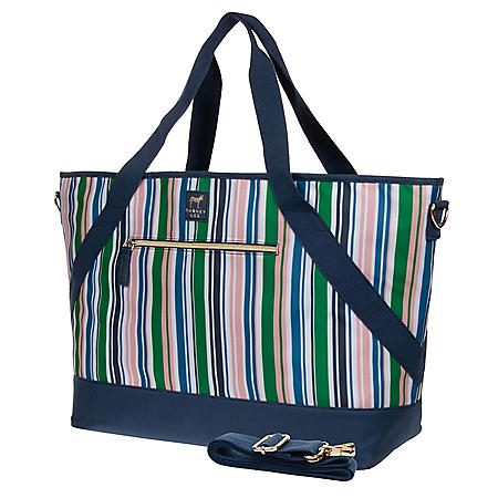 Dabney Lee Insulated Picnic Tote (Assorted Colors)
