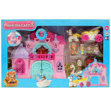 Princess Castle Preschool Set