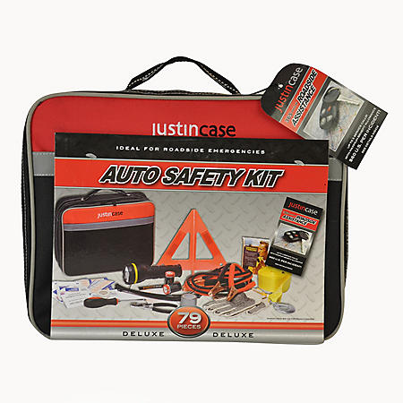DELUXE SAFETY KIT JUSTIN CASE