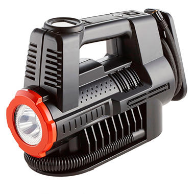 Justin Case 12 volt - Inflator and Compressor