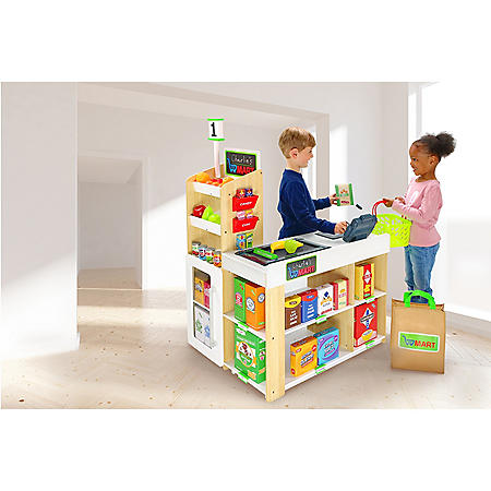 Grocery Store Play Center