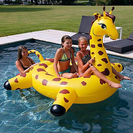 Giant Pool Float - Giraffe