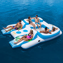 Floating Island, 6 Person