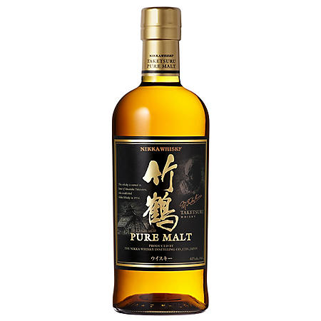 Nikka Taketsuru Pure Malt Whisky (750 ml)