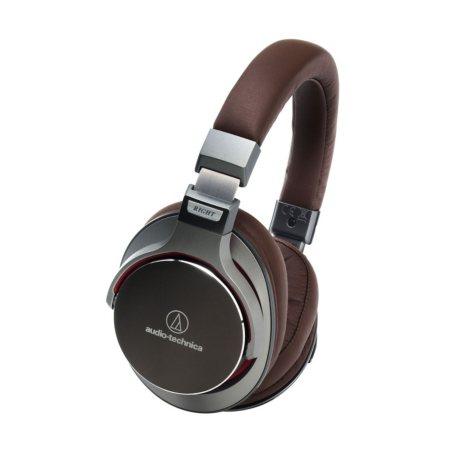 Audio-Technica ATH-MSR7 Over-Ear High-Resolution Audio Headphones-Gray
