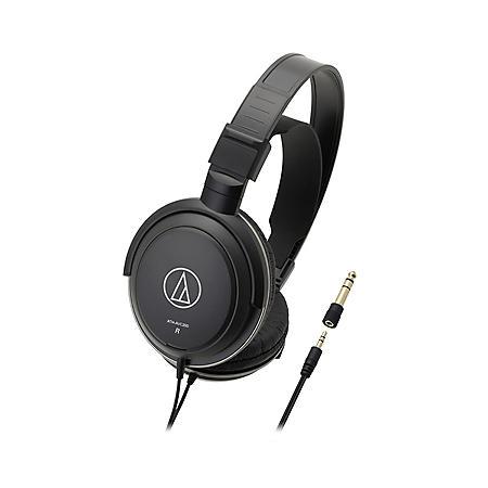 Audio-Technica SonicPro 40mm Over-Ear Headphone - Black