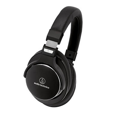 Audio-Technica ATH-MSR7NC High-Resolution Headphones with Active Noise Cancellation