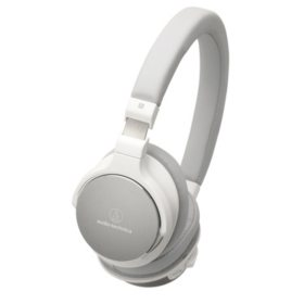 Audio-Technica ATH-SR5BT Wireless On-Ear High-Resolution Audio Headphones  (Assorted Colors)