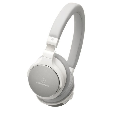 Audio-Technica ATH-SR5BT Wireless On-Ear High-Resolution Audio Headphones  (Assorted Colors)