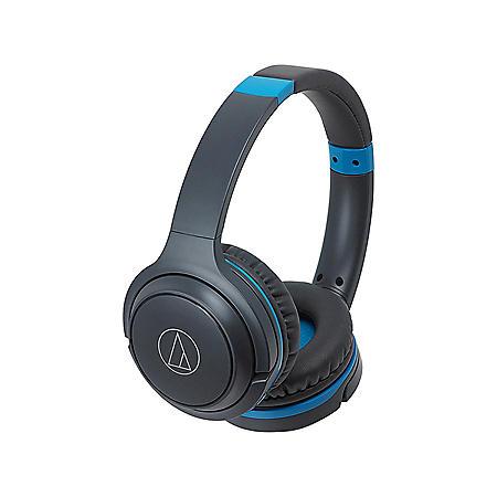 Audio Technica Bluetooth On-Ear Headphones - Various Colors