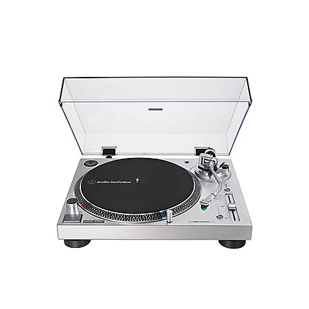 Audio Technica Direct Drive Turntable with Analog and USB, Various Colors