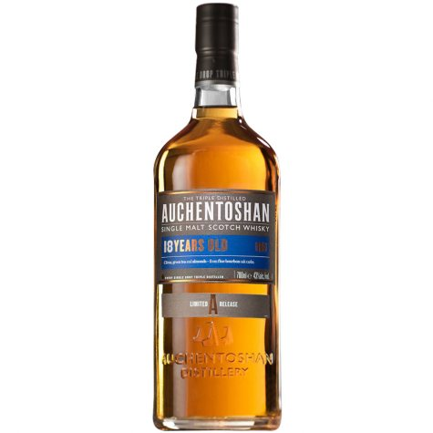 Auchentoshan 18 Year Old Scotch Whisky (750 ml)
