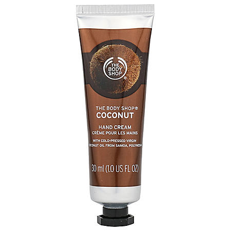 The Body Shop Hand Cream Various Scents (1 fl. oz.)