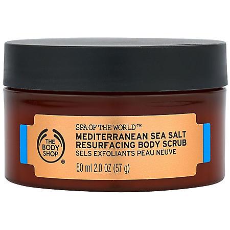 The Body Shop Sea Salt Scrub (2 oz.)