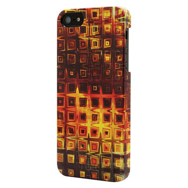 iPhone 5 Signature Case - Electric Oil