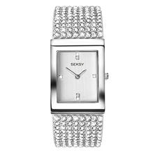 Seksy by Sekonda Women's Swarovski Crystals Fashion Watch