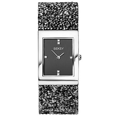 Seksy by Sekonda Women's Swarovski Crystals Fashion Watch
