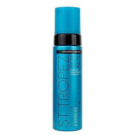 St. Tropez Tanning Essentials Self Tan Express Bronzing Mousse (6.8 fl. oz.)