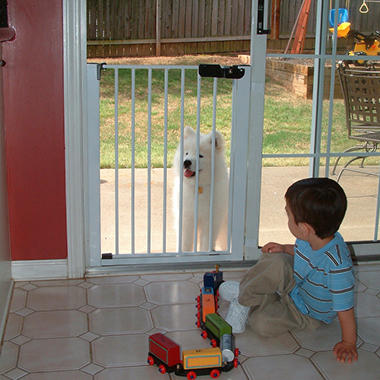 Cardinal Gates Lock-n-Block Sliding Glass Door Gate