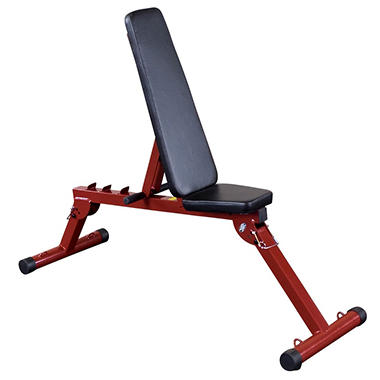 Best Fitness BFFID10 Flat Incline / Decline Bench