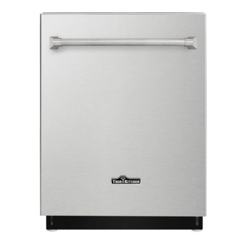 Thor Kitchen Fully Integrated Dishwasher with Smart Wash System