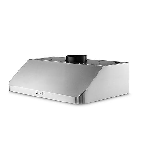 "Thor Kitchen Premium Series 36"" Under Cabinet Range Hood With 3 Speeds"