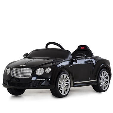 Bentley Continental GT Speed Convertible - Sam's Club