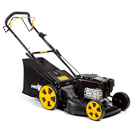 "Mowox 21"" Self-Propelled Gas Push Mower"
