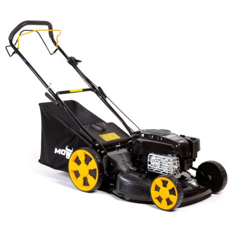 "Mowox 21"" Self-Propelled Gas Push Mower"