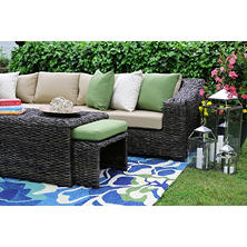 Williams 6-Piece Sectional with Sunbrella Fabric