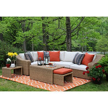 Arizona 8-piece Sectional Set