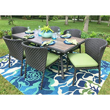 Elaine 7-Piece Dining Set