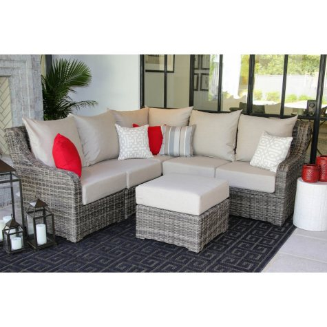 Cedar Grove Sectional Set (Various Colors and Piece Counts)