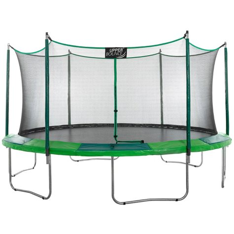 Upper Bounce 15' Trampoline & Enclosure Set