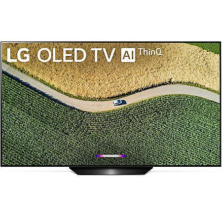 "LG 55"" Class B9 Series 4K Ultra HD Smart HDR OLED TV w/ AI ThinQ® - OLED55B9PUA"