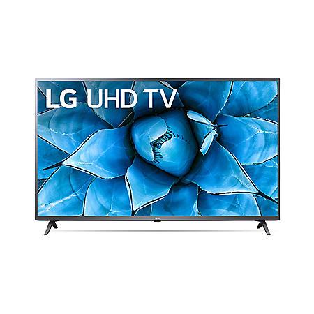 """LG 65"""" Class 4K Smart Ultra HD TV w/ AI ThinQ - 65UN7300AUD"""