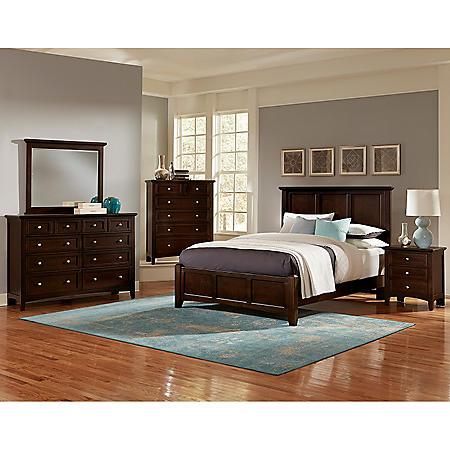 Bedford Mansion Bedroom Furniture Set