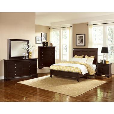 Aston Bedroom Furniture Set - Sam\'s Club