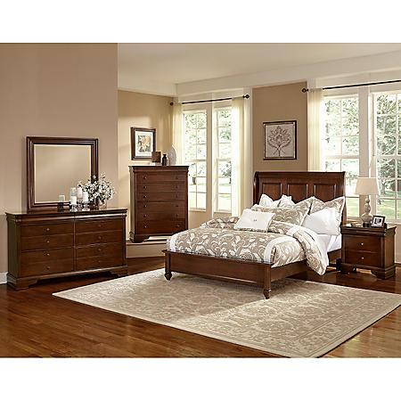 Kinderton Bedroom Furniture Set