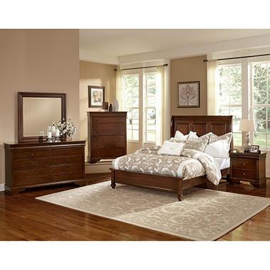 Kinderton Bedroom Furniture Set - Sam\'s Club