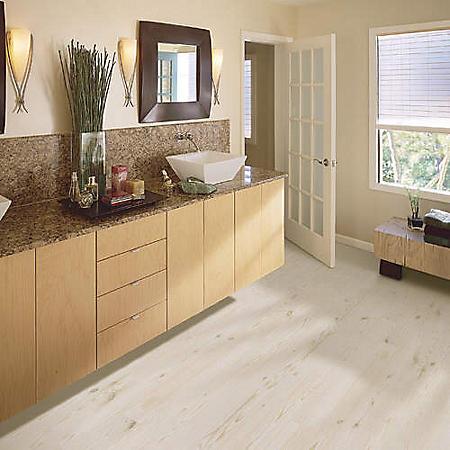 Traditional Living® White Pine Premium Laminate Flooring ...
