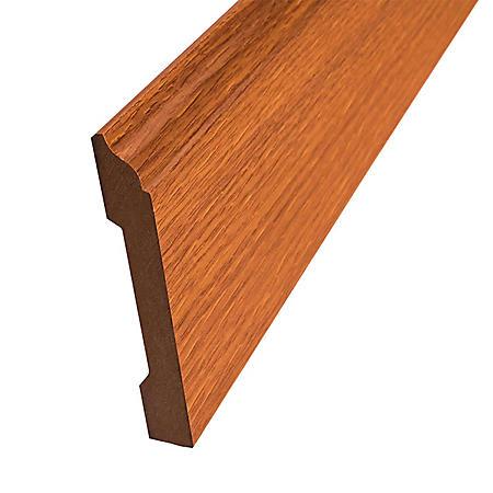 Traditional Living Wallbase Molding - Golden Amber Oak II