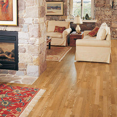 LivingFlooring™ Laminate - Washington Oak - Sample