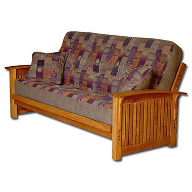 Simmons Cresta Sofa Sleeper Futon