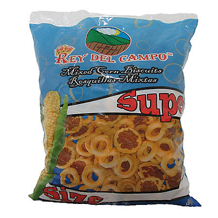Rey del Campo Mixed Corn Biscuits (19.75oz)